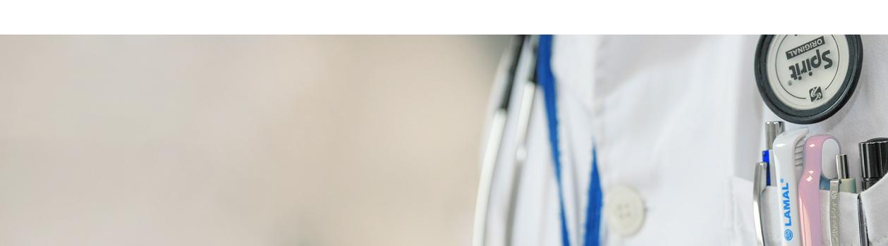 Branchenkompetenz in Spitäler, Kliniken und Psychiatrien